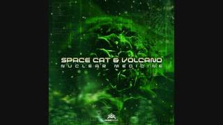 Space Cat & Volcano - Nuclear Medicine