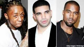 Kanye West - All Of The Lights (Remix) feat. Lil Wayne, Drake & Big Sean