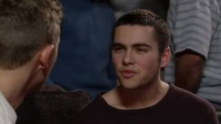 Todd and Karl Coronation Street - Bruno Langley & Chris Finch