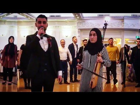 Kız Kemençeci Çalar Damat Okur ve Horon Oynanır Trabzon Düğünü