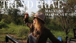 STOP ANIMAL POACHING | TREND PRIVÉ MAGAZINE X DIARY OF AN IT GIRL
