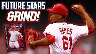 FUTURE STARS GRIND! MLB THE SHOW 17 DIAMOND DYNASTY