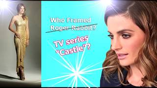 Stana Katic Beautiful woman actress and singer  Stana heart and soul TV series Castle and Amnesia