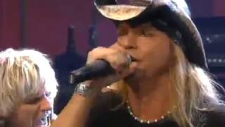 Poison Nothin' But A Good Time The Tonight Show 2006