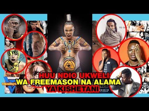 Xxx Mp4 HUU Ndio Ukweli Wa FREE MASON Na HIVI NDIVYO WASANII Wanavyo MTUMIKIA SHETANI BILA KUJUA 3gp Sex