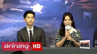 'Descendants of the Sun' stars Song Joong-ki and Song Hye-kyo are getting married