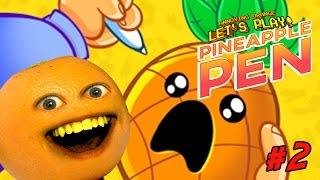Annoying Orange Plays - Pineapple Pen #2