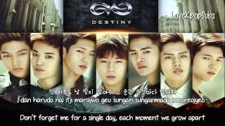 Infinite - I'm Going To You (너에게 간다) [English subs + Romanization + Hangul] HD