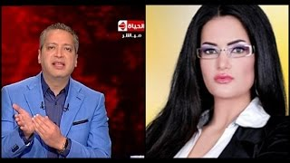 """الحياة اليوم - تامر أمين يسأل الشيخة سما المصري """" أنتي معاكي رخصة ؟ """""""