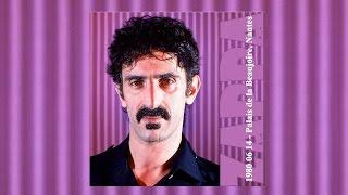 Frank Zappa Nantes 1980-06-14 (concert) IMPROVEMENT