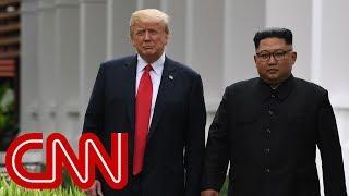 Trump dismisses Kim Jong Un