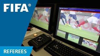VAR tests take stage in Netherlands
