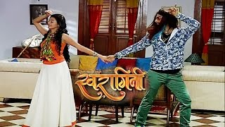Swaragini | 21st June 2016 |  Swara & Kissan Dance Rehearsals For IGT | Watch Funny Video