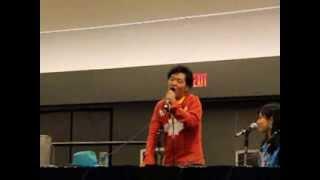 Anime Revolution 2013 Sogeking Theme Song