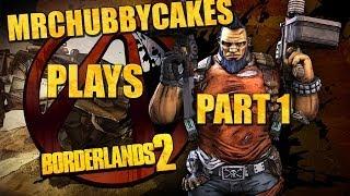 Let's Play Borderlands 2 | Gunzerker | Gameplay Walkthrough | Part 1 - And So It Begins...
