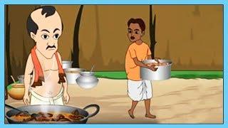 Thakumar Jhuli | Biyebarir Bhoj | Animal Story in Bengali | Kids Educational Story | Part 3