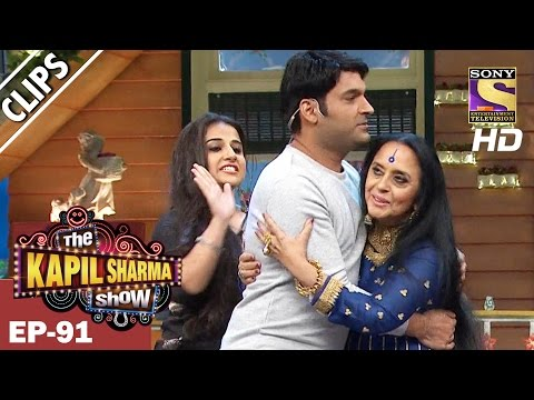 Xxx Mp4 Kapil Welcomes Vidya Balan Amp The Begum Jaan Girls To The Show The Kapil Sharma Show 19th Mar 2017 3gp Sex