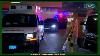 فيديو .. تدافع جمهور عمان  للإحتفال مع اللاعبين (كامل) نهائي كأس الخليج