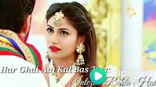 Jis din teri meri baat nahi hoti din nahi gujarta raat nahi hoti || best status song by saurabh