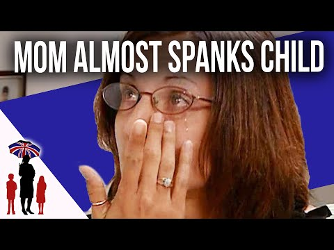 Mother Doesn t Think Spanking Your Child Is Wrong Supernanny US