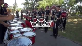 Remo + Open Class: DCI 2016
