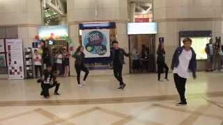 [Performance] 15/06/07 RISIN' CREW @Entrez dans la danse