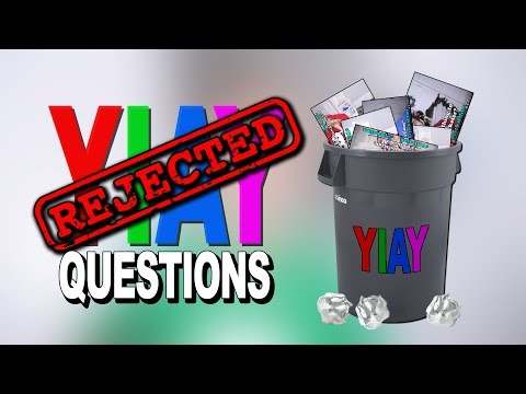 REJECTED YIAY QUESTIONS YIAY 436