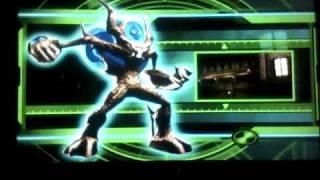 Ben 10 Ultimate Alien: Cosmic Destruction Wii Walkthrough Part 4: Water Hazard's Window Hop