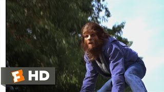 Teen Wolf (1985) - Surfing on a Wolfmobile Scene (9/10) | Movieclips