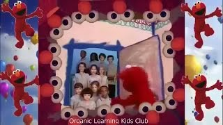 ELMO'S WORLD SINGING WITH MR. NOODLE IN IT AND MR. NOODLE PRETENDING TO SING