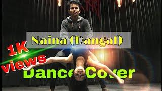 Naina(Dangal) L Dance Video L Abhishek, Yashita Mishra L Abhishek Official