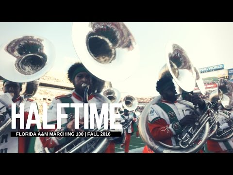 Halftime Show | FAMU Marching 100 Halftime [4K ULTRA HD]
