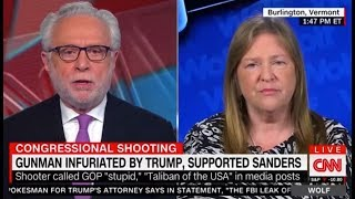 Jane Sanders Confronts Wolf Blitzer Over CNN & Media's Bias