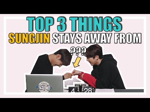 WHAT IS DAY6 SUNGJIN ALLERGIC TO? | #1000DaysWithDAY6