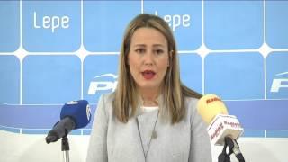 El PP de Lepe pide la dimisión del consejero de Salud de la Junta