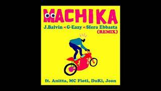 J Balvin, Sfera Ebbasta - Machika Remix (feat G-Eazy)