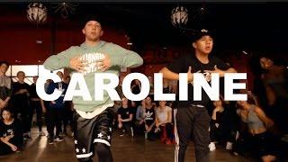 """CAROLINE"" - Amine Dance | @MattSteffanina Choreography"
