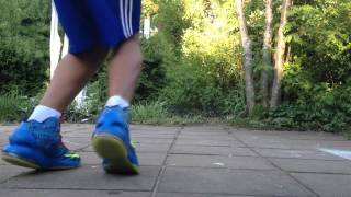 Replica KD V '' Christmas '' On Foot Review