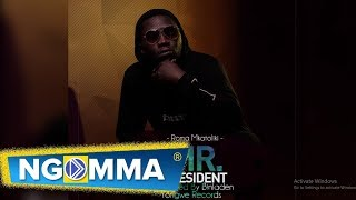 ROMA - Mr President (Official Music Audio)
