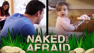 Naked and Afraid [Day 14] - Reuniting With My Baby Girl