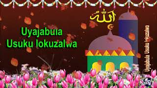 0 330 Zulu 25 seconds Happy Birthday Greeting Wishes includes Islam Masjid  by  Bandla