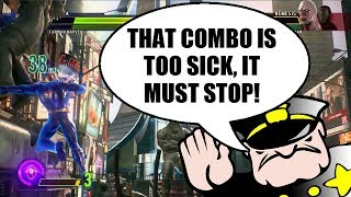 MvCI: Normal combo prevention system [1 of 2]