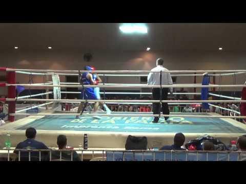 7) 52kg Iván Nicolás MEDINA (BUE) vs Juan Carlos ABALOS GOMEZ (CBA)