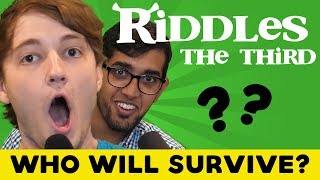 Answering Riddles in 7 Seconds with TheAMaazing