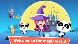 Baby Panda | The Magician's Universe - Panda games - TOP BEST APPS FOR KIDS - TV