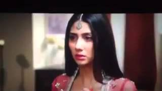 Bin Roye Mahira Khan Sad Scene