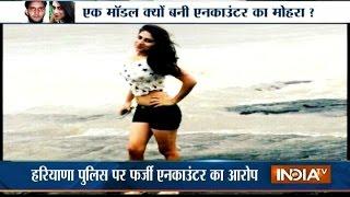 The Story of How Gurgaon Police Used This Beautiful Model Divya Pahuja