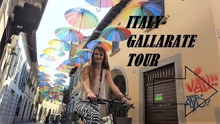 İtalya - Gallarate Şehir Turu (Gallarate City Tour )