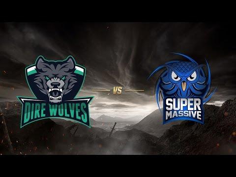 Dire Wolves ( DW ) vs SuperMassive eSports ( SUP )   MSI 2017 Ön Eleme 3. gün