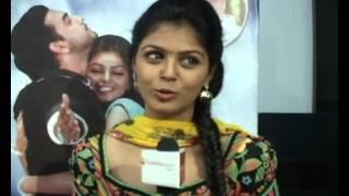 Monal gajjar at Nankam Pirai Movie Launch